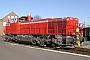 "Vossloh 1001154 - GKE ""DH 1700.1"" 24.01.2003 - Moers, Vossloh Locomotives GmbH, Service-ZentrumHartmut Kolbe"