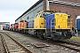 Vossloh 1001207 - Alpha Trains 21.09.2013 - Stendal, Alstom-WerkThomas Wohlfarth