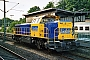 "Vossloh 1001207 - NVAG ""207"" __.07.2003 - Flensburg
