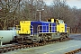 "Vossloh 1001208 - BE ""D 26"" 22.11.2003 - Bad Bentheim