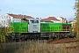 """Vossloh 1001208 - SETG """"V 1700.03"""" 31.10.2015 - StendalAlexander Ring"""