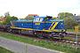 """Vossloh 1001210 - MWB """"V 2301"""" 01.05.2003 - UenzenMartin Dietrich"""