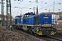 """Vossloh 1001211 - MWB """"V 2302"""" 14.03.2008 - OffenburgYannick Hauser"""