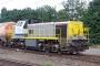 """Vossloh 1001221 - SNCB """"7795"""" 08.08.2006 - Gent-DampoortRudy Toye"""