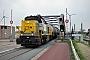 """Vossloh 1001221 - SNCB """"7795"""" 26.10.2010 - AntwerpenMartijn Schokker"""