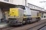 """Vossloh 1001231 - SNCB """"7805"""" 04.01.2007 - KortrijkRudy Toye"""