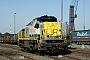 """Vossloh 1001263 - SNCB """"7837"""" 10.04.2009 - Antwerpen-IjslandAlexander Leroy"""