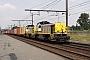 """Vossloh 1001278 - SNCB """"7852"""" 29.08.2013 - Antwerpen NoorderdokkenLeon Schrijvers"""