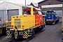 Vossloh 1001301 - Vossloh Locomotives GmbH 05.04.2003 - Moers, Vossloh Locomotives GmbH, Service-ZentrumPatrick Paulsen