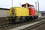 """Vossloh 1001301 - DB AG """"352 002-0"""" 15.02.2006 - Berlin-RummelsburgRalf Lauer, Slg. Ernst Lauer"""