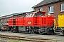"""Vossloh 1001318 - Vossloh """"03"""" 24.01.2008 - Moers, Vossloh Locomotives GmbH, Service-ZentrumRolf Alberts"""