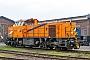 Vossloh 1001318 - northrail 26.04.2013 - Moers, Vossloh Locomotives GmbH, Service-ZentrumRolf Alberts