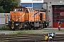 "Vossloh 1001319 - northrail ""92 80 1278 004-7 D-NRAIL"" 04.08.2016 - Brühl-Vochem, RheinCargo BetriebshofAxel Schaer"