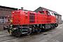 "Vossloh 1001320 - NIAG ""31"" 20.01.2003 - Moers, Vossloh Locomotives GmbH, Service-ZentrumHartmut Kolbe"