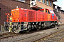 "Vossloh 1001320 - NIAG ""31"" 06.02.2003 - Moers, Vossloh Locomotives GmbH, Service-ZentrumHartmut Kolbe"