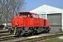 """Vossloh 1001320 - KSW """"05"""" 18.04.2006 - Moers, Vossloh Locomotives GmbH, Service-ZentrumWerner Schwan"""
