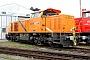 Vossloh 1001322 - northrail 24.09.2013 - Moers, Vossloh Locomotives GmbH, Service-ZentrumAndreas Kabelitz