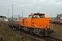 Vossloh 1001322 - CFL Cargo 22.11.2011 - Westerland (Sylt)Nahne Johannsen