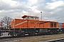 Vossloh 1001322 - NE 25.02.2012 - Neuss, ÜbergabebahnhofGunther Lange