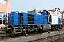 """Vossloh 1001323 - BLS Cargo """"Am 845 002-5"""" 09.04.2009 - BielHerbert Hämmerli"""