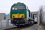 """Vossloh 1001324 - R4C """"2002"""" 15.12.2004 - Rotterdam-FeijenoordAlexander Leroy"""