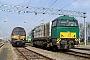 """Vossloh 1001324 - R4C """"2002"""" 25.04.2006 - Rotterdam-Waalhaven ZuidAlexander Leroy"""
