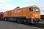 "Vossloh 1001327 - SK ""43"" 24.01.2003 - Moers, Vossloh Locomotives GmbH, Service-ZentrumHartmut Kolbe"
