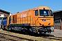 "Vossloh 1001327 - KSW ""43"" 25.05.2011 - Moers, Vossloh Locomotives GmbH, Service-ZentrumRolf Alberts"