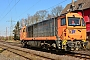 """Vossloh 1001327 - KSW """"43"""" 19.03.2018 - Ratingen-Lintorf, BahnhofLothar Weber"""