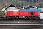 "Vossloh 1001352 - ÖBB ""2070 071-2"" 14.03.2020 - Hall in Tirol