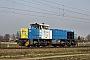 """Vossloh 1001374 - ERSR """"1201"""" 04.03.2011 - HeukelomAd Boer"""