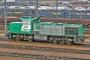 "Vossloh 1001376 - SNCF ""461012"" 10.11.2004 - Mulhouse-NordTheo Stolz"