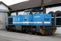 "Vossloh 1001383 - SLG ""G1206-SP-021"" 31.08.2007 - Moers, Vossloh Locomotives GmbH, Service-ZentrumPatrick Paulsen"