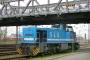 """Vossloh 1001383 - SLG """"G1206-SP-021"""" 23.04.2005 - Darmstadt, HauptbahnhofHelmut Amann"""
