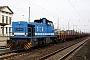 "Vossloh 1001383 - SLG ""G1206-SP-021"" 14.09.2007 - Wunstorf, BahnhofThomas Wohlfarth"