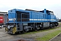 Vossloh 1001383 - B & V 12.01.2015 - Moers, Vossloh Locomotives GmbH, Service-ZentrumJörg van Essen