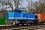 Vossloh 1001383 - duisport 16.03.2015 - Duisburg-NeudorfLothar Weber