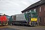 """Vossloh 1001384 - R4C """"2001"""" 24.11.2006 - Moers, Vossloh Locomotives GmbH, Service-ZentrumWerner Schwan"""