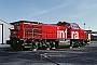 """Vossloh 1001385 - SBB """"Am 843 001-9"""" 26.10.2003 - Kiel-Friedrichsort, Vossloh Locomotives GmbHChristoph Müller"""