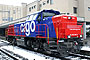 """Vossloh 1001386 - SBB """"Am 843 051-4"""" 06.01.2004 - LenzburgBruno Blaser"""