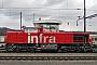 """Vossloh 1001387 - SBB """"Am 843 003-5"""" 18.12.2005 - MuttenzTheo Stolz"""