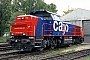 """Vossloh 1001389 - SBB """"Am 843 052-2"""" 22.05.2004 - Moers, Vossloh Locomotives GmbH, Service-ZentrumPatrick Böttger"""
