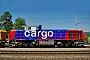 "Vossloh 1001389 - SBB Cargo ""Am 843 052-2"" 25.05.2011 - MöhlinVincent Torterotot"