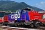 "Vossloh 1001394 - SBB Cargo ""Am 843 054-8"" 05.07.2008 - MendrisioMaurizio Messa"