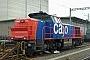 "Vossloh 1001394 - SBB Cargo ""Am 843 054-8"" 07.01.2013 - RomanshornMartin Baumann"
