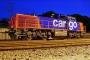 """Vossloh 1001395 - SBB Cargo """"Am 843 055-5"""" 24.06.2004 - Celle-Nord, OHEKlaus Steiner-Ruschinzik"""