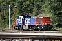 """Vossloh 1001396 - SBB Cargo """"Am 843 056-3"""" 22.09.2010 - EclepensFrank Glaubitz"""