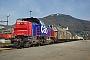 "Vossloh 1001396 - SBB Cargo ""Am 843 056-3"" 20.10.2012 - OensingenVincent Torterotot"