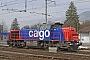 """Vossloh 1001397 - SBB Cargo """"Am 843 057-1"""" 14.04.2014 - WeinfeldenWerner Schwan"""