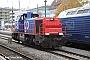 """Vossloh 1001398 - SBB Cargo """"Am 843 058-9"""" 08.11.2018 - DietikonLutz Goeke"""